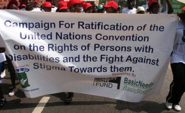 'Nothing about CRPD monitoring without us' - a case study of the disability movement in Zambia